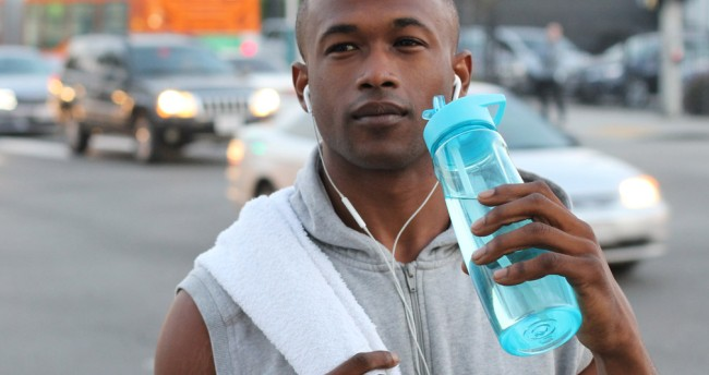 Reusable Water Bottles Probably Have Way More Germs Than You Realize