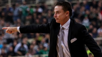 UCLA Boosters Reportedly Want Rick Pitino As The Next Men's Hoops Coach And Twitter Had Fire Reactions