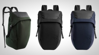 The RYU Locker Pack Lux Is One Of 2019's Best All-Purpose Backpacks