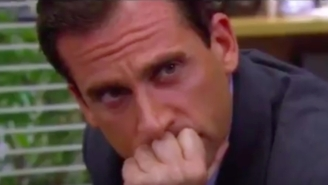This Horrifying Mashup Of 'The Office' And 'Bird Box' Will Make You Sleep With A Night Light Tonight