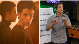 People Are Convinced Joe From Netflix's 'You' Is Really Dennis Reynolds From 'It's Always Sunny In Philadelphia'