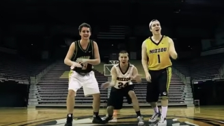 This Student-Made Rap Video Hyping Their Men's Basketball Team Is One Giant Step Backwards For White People