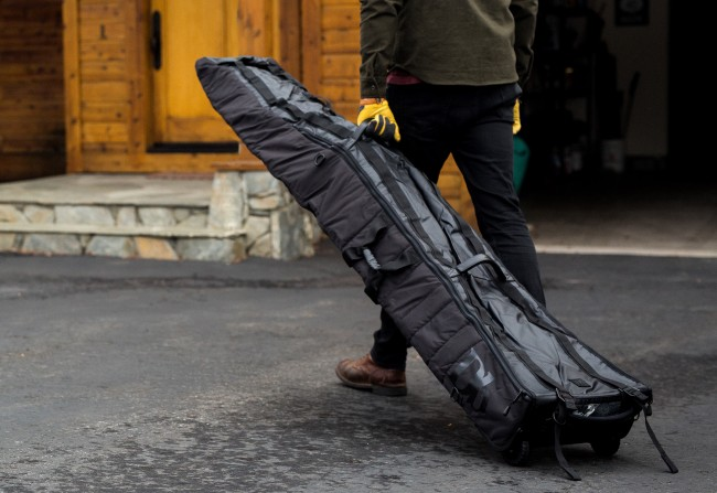 Snow Roller Ski and Snowboard Bag