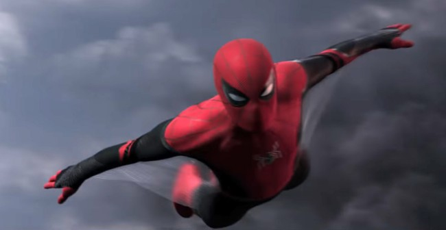 spider-man far from home trailer spawns avengers endgame theories