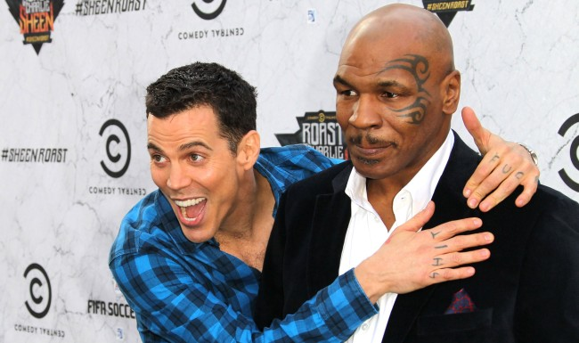 Steve-O Shared A Story About Going On A Cocaine Bender With Mike Tyson