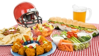 The Ridiculous Amount Of Food And Calories You'll Eat At Your Super Bowl Party Will Take You Weeks To Recover