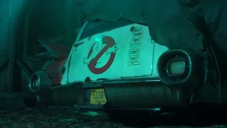 BOOM! There's Already A Teaser Trailer For 'Ghostbusters 3' And You Can Watch It Now