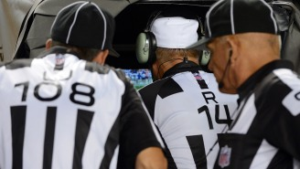 The NFL Officiating Twitter Account Is Getting Ruthlessly Trolled By Everyone, Including Saints Players