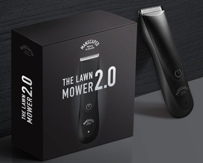 Lawnmower 2.0 by Manscaped