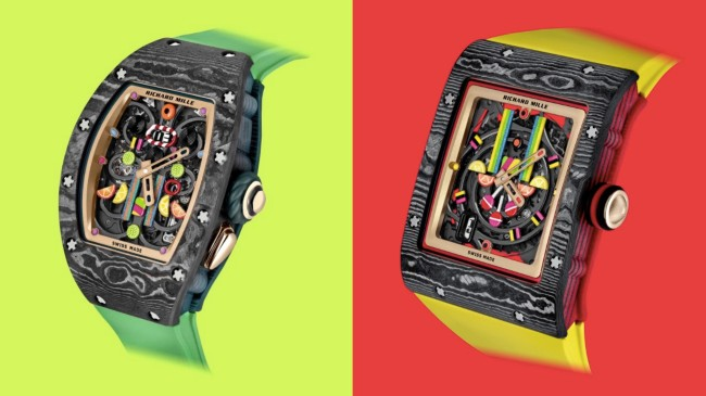 things we want Richard Mille Bonbon Collection
