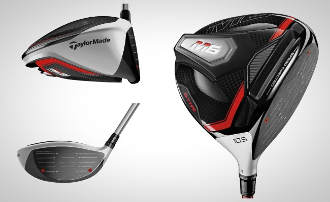 TaylorMade M5 and M6
