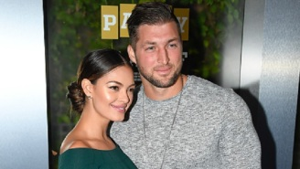 Everyone Made Jokes About Tim Tebow Losing His Virginity After Engagement To Former Miss Universe Demi-Leigh Nel-Peters