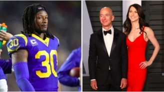 ATTN: MacKenzie Bezos, Todd Gurley Wants You To Know He Can Be Your Rebound And The Entire Internet Supports It