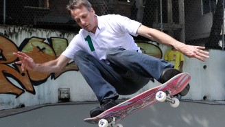 Tony Hawk Almost Had His Own Version Of 'Space Jam' And I've Never Felt More Deprived