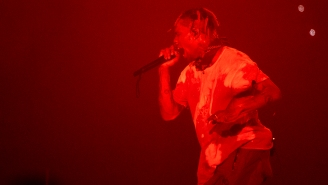 Travis Scott Demanded The NFL Donate A Bunch Of Money To A Charity Before He Agreed To Super Bowl LIII Performance