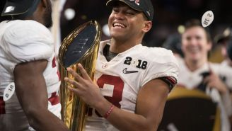 Tua Tagovailoa Will Somehow Have Over 400 Family Members In The Stands During The National Championship