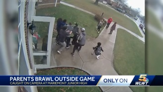 Two Moms Arrested For Getting Into A Wild Brawl At A 4th Grade Basketball Game, Because Ball Is Life