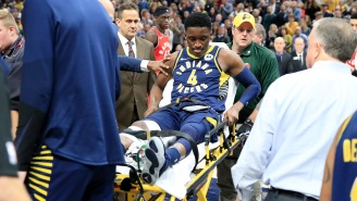 Victor Oladipo Posts Inspiring AF Message Following Season-Ending Knee Injury