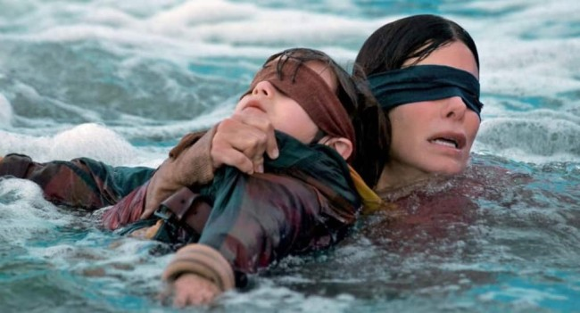 What The 'Bird Box' Monsters Were Originally Going To Look Like