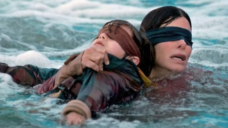 Check Out How Strange The Creatures In 'Bird Box' Were Originally Supposed To Appear