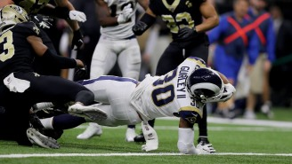 Why Did Todd Gurley Hardly Play In The NFC Championship? 'I Didn't Deserve To Be In There'