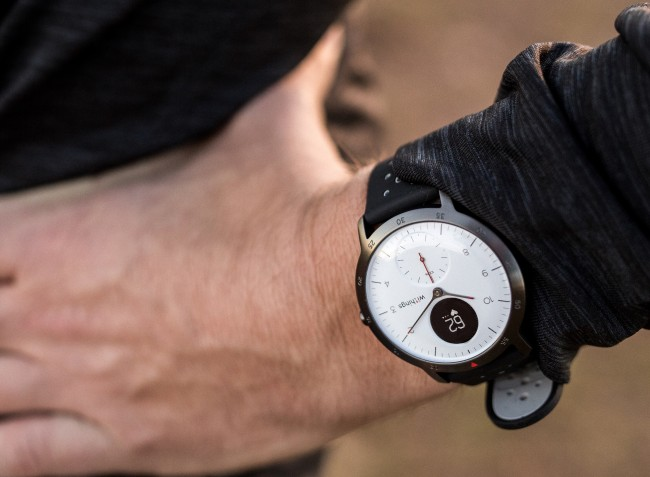 Withings Steel HR Fitness Tracker Watches