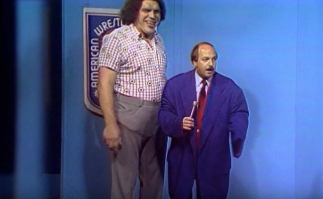 WWE tribute Mean Gene Okerlund