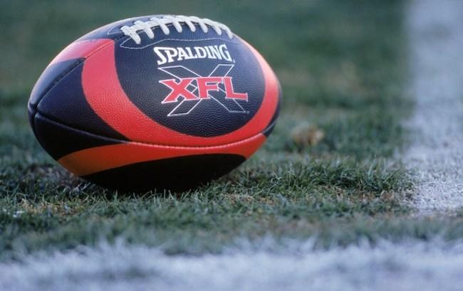 xfl college football