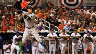 Aaron Judge Showed Off Some Of His Rigorous Workout Regimen And He Is An Absolute Beast