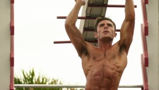 Zac Efron Says Nobody Should Ever Follow The Workout Routine He Uses To Get Jacked For Roles