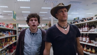 The Poster For 'Zombieland 2' Dropped And Fans Are Hyped With The Throwback Design