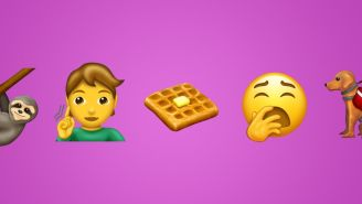 230 New Emojis For 2019 Were Released That Include Waffles, Menstruation, Disabilities And A Small Penis Emoji