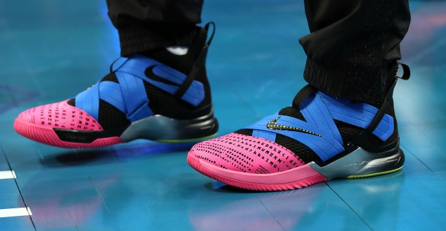60 Pairs Of Sneakers Players Wore During NBA All-Star Weekend Events
