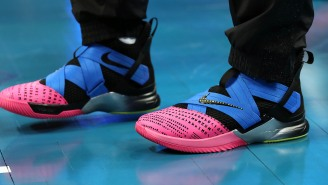 60 Of The Dopest Sneakers We Saw Players Rocking During NBA All-Star Weekend 2019