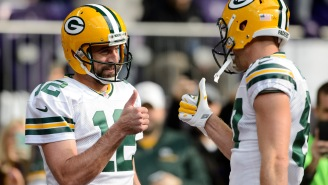 Aaron Rodgers' Former Teammate, Jordy Nelson, Comes To His Defense Over All The 'Comical' Criticism Claims