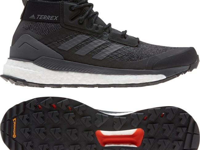 Adidas Terrex Free Hiker Hiking Shoe