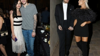 Mac Miller And Larry David's Daughter 'Leaned On Each Other' After Breakups With Ariana Grande And Pete Davidson According To Report