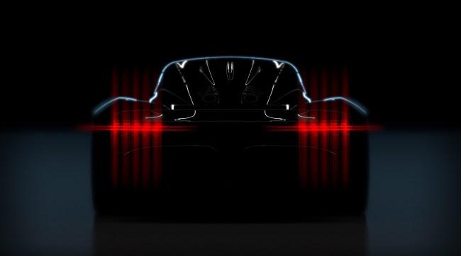 Aston Martin Confirms A New Hypercar - The Project 003