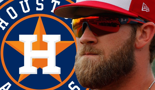 Astros GM Confirms He Had Agreement In Place To Acquire Bryce Harper