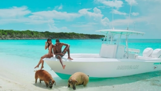It Sure Looks Like The Bahamas Ripped Off The Original Fyre Festival Promo To Lure In Tourists For Some Reason
