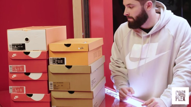 Baker Mayfield Went Sneaker Shopping With Complex Spent Almost 1200