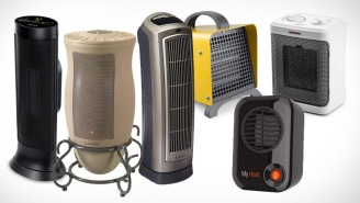 Stop Freezing Your Ass Off With One Of These Best Deals On Space Heaters