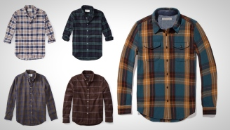 Perfect Your Look With One Of These Dope Flannels That Are 30% Off Today
