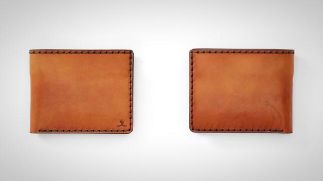 Bexar Goods Classic 4 Bifold Wallet