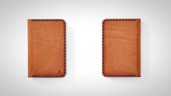 Bexar Goods Vertical Card Wallet