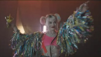 Here's Our Best Look Yet At Margot Robbie On Set As Harley Quinn In 'Birds Of Prey'