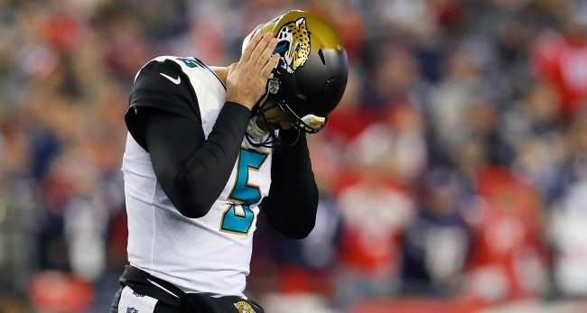 Blake Bortles Just Put His Beachfront Florida Home On The Market