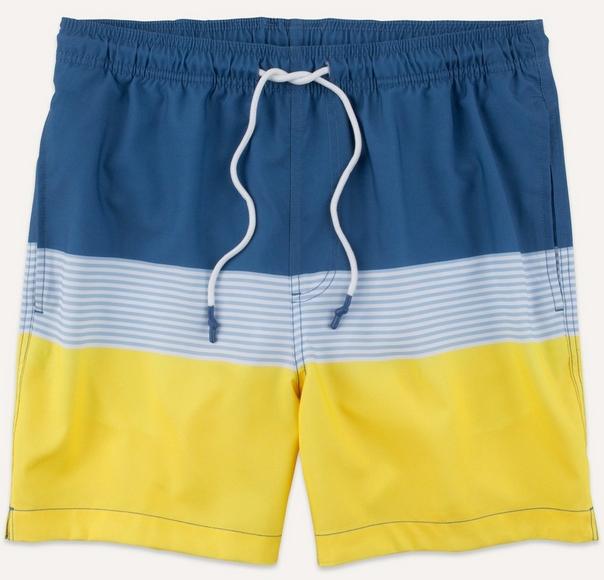 'Boogie Bay' Swim Shorts
