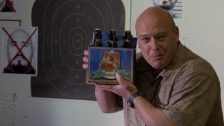 Sony Is Making 'Breaking Bad' Beer Appropriately Named 'Schraderbrau' And Hank Schrader Is All For It