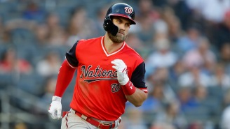 Bryce Harper And The Philadelphia Phillies Agree On A 13-Year Deal And Twitter Had Some Thoughts